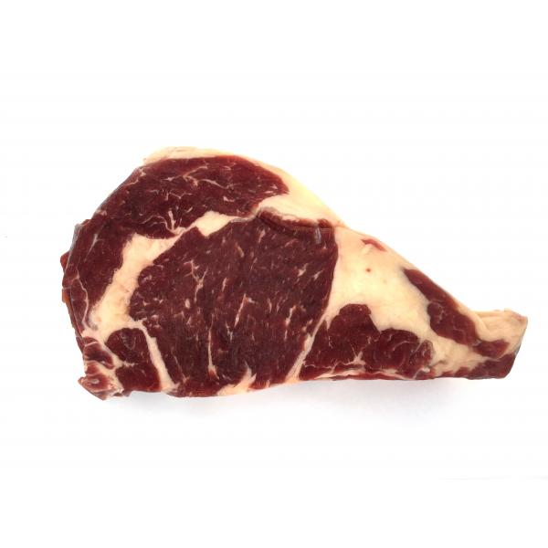 100% Grass Fed, Dry Aged, Angus Beef Ribeyes